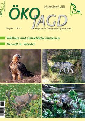 ÖKOJAGD Ausgabe 1 - 2018