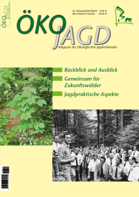 ÖKOJAGD Ausgabe 3 - 2019