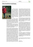 Editorial ÖKOJAGD E. Emmert