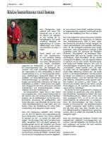 ÖKOJAGD Editorial Ausgabe 1 - 2017