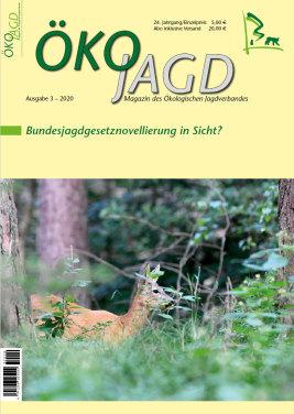 ÖKOJAGD Ausgabe 3 - 2020