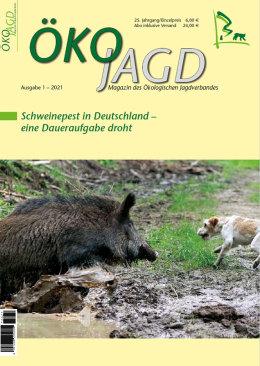 ÖKOJAGD Ausgabe 1-2021